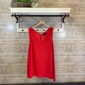 Plus size underpinning silky tank top